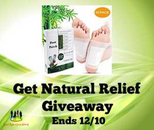 Get Natural Relief