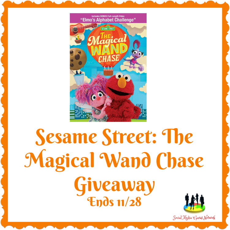 Magical Wand Chase DVD
