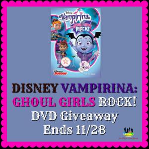 Vampirina Ghoul Girls Rock DVD