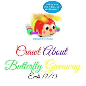 Crawl About Butterfly