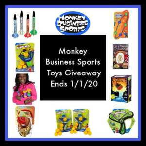 Monkey Business Sports Toys