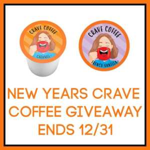 New Years Crave Coffee