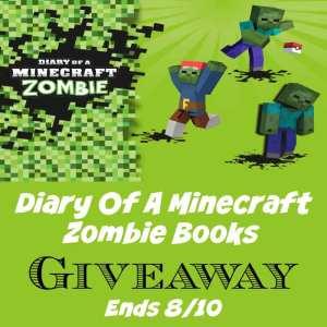 Minecraft Zombie Books