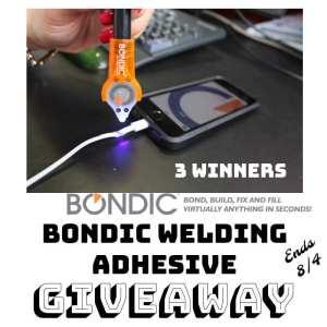 Bondic Welding Adhesive