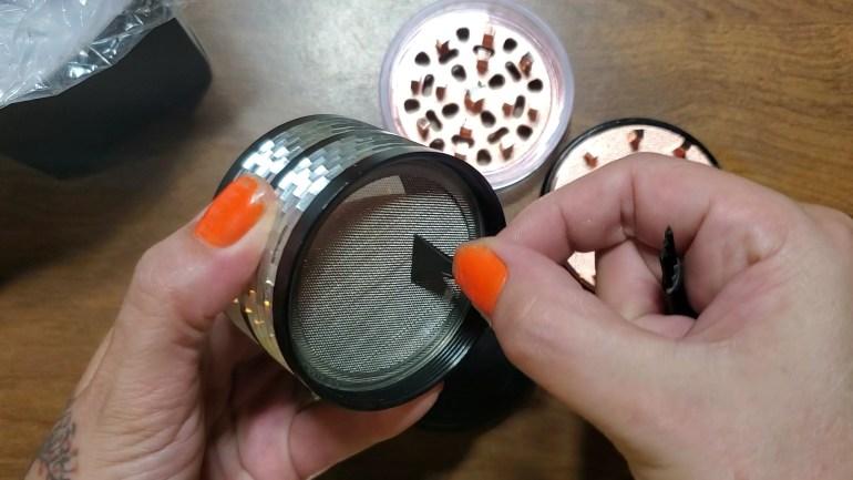 grinder scraping tool