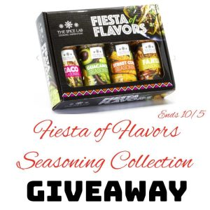Fiesta of Flavors Seasoning Collection