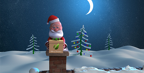 23 Cool Christmas After Effects Templates Design Freebies