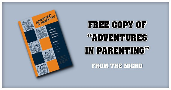 Free Copy of Adventures in Parenting Resource Book