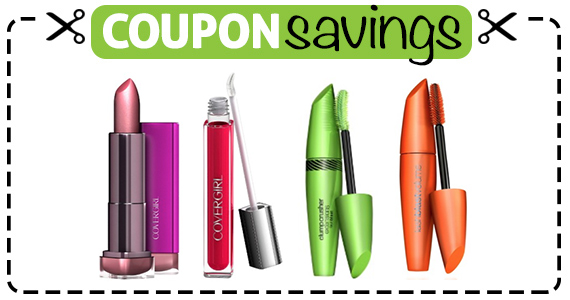 Save $1 off Any Covergirl Product