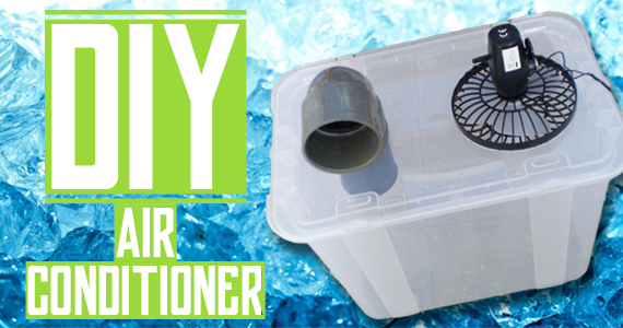 Make Your Own DIY Air Conditioner