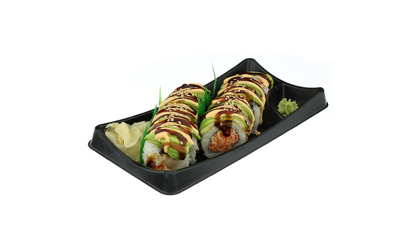 Free Coupon for One Sushiya Tropical Sushi Roll