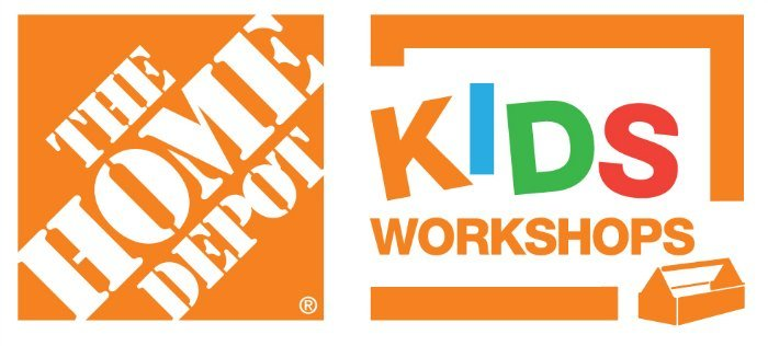 Take Your Kids to Join the Home Depot DIY Workshop and Receive a Free Heart-Shaped Box