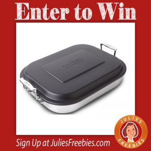 Win an All-Clad Stainless Steel Lasagna Pan