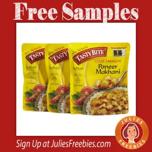 Free All Natural Tasty Bite Product