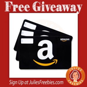 Win a $1,000 Amazon Gift Card