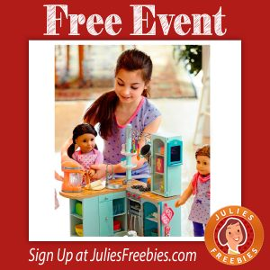 Free American Girl Truly Me Event at Toys R Us
