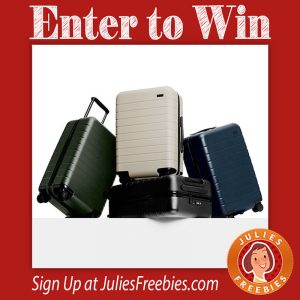 Win a Carry On Bag