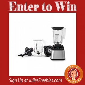 Summer Smoothie Sweepstakes