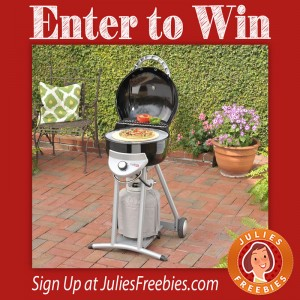 Win a Char Broil Patio Bistro Grill
