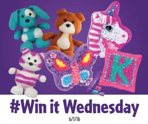 Win a Craft Kit Prize Pack