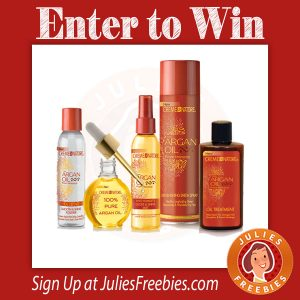 Creme of Nature Ready Set Shine Sweepstakes