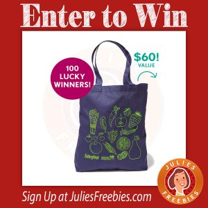 Team Healthier Generation Swag Bag Sweepstakes
