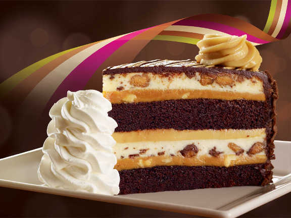 Get a Free Cheesecake Slice from Cheesecake Factory When You Place an Order on DoorDash