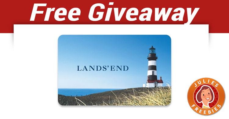 Free Lands End Gift Card Giveaway