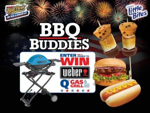Little Bites BBQ Buddies Sweepstakes