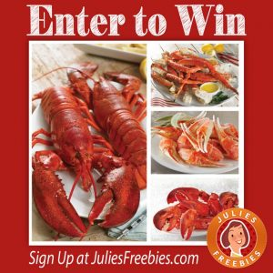 Thanksgiving Lobster Gram Sweepstakes