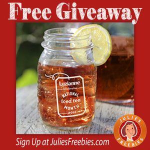 Luzianne National Iced Tea Month Giveaway