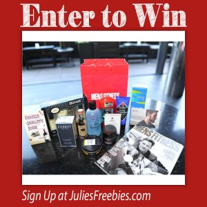 Red Hot Gift Bag Sweepstakes