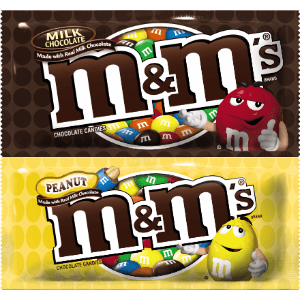 Free M&MS Candy at Kroger