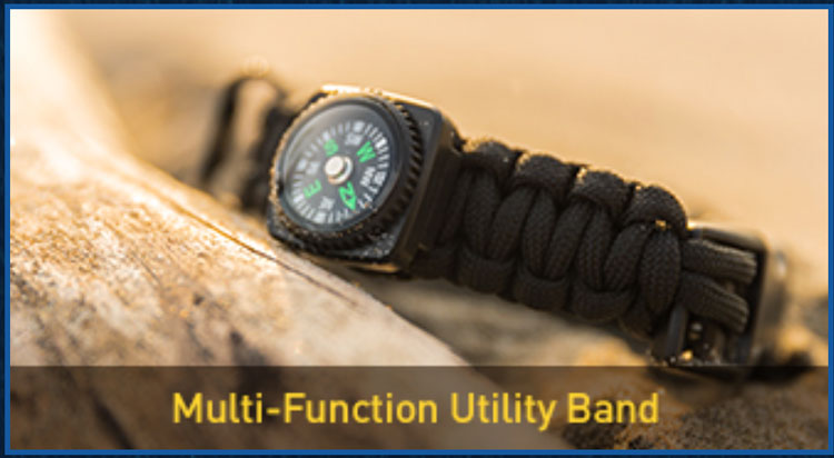 Free Multi Function Utility Band