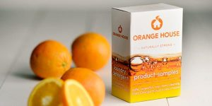 Free Orange House Detergent and Dish Soap Samples (Expired)