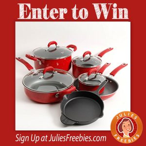 The Pioneer Woman Sweepstakes