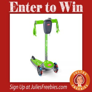 Radio Flyer Build-A-Scooter Giveaway