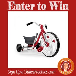 Win a Radio Flyer Tailspin