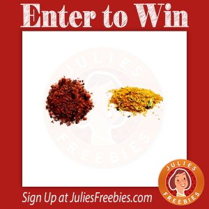 Raw Spice Bar Giveaway
