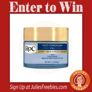 Allure's RoC Sweepstakes