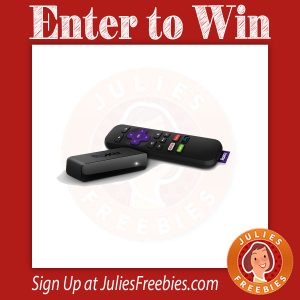 Go Streaming Sweepstakes