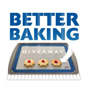 Free Silicone Baking Mat Giveaway