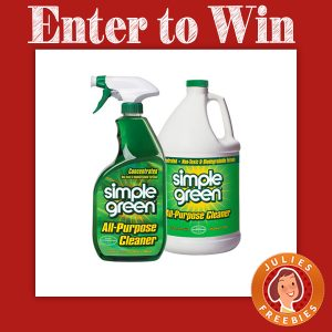 Simple Green We All Have Difficult Days Sweepstakes Part 2