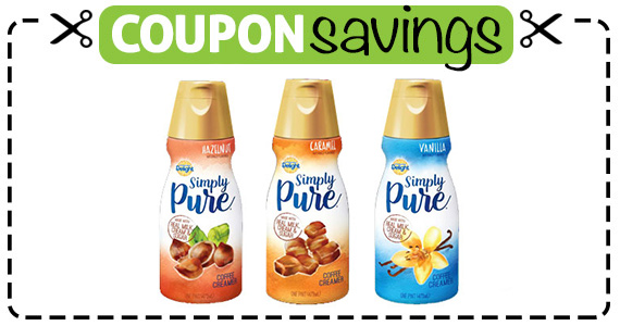 Save 50¢ off Simply Pure