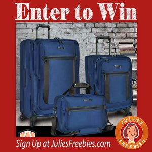 Traveler's Choice Travelware Sweepstakes