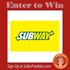 Subway Match and Win Instant Win Game