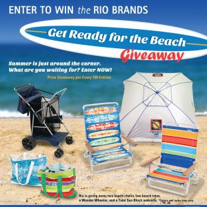 Rio Brands May 2016 Summer Sweepstakes
