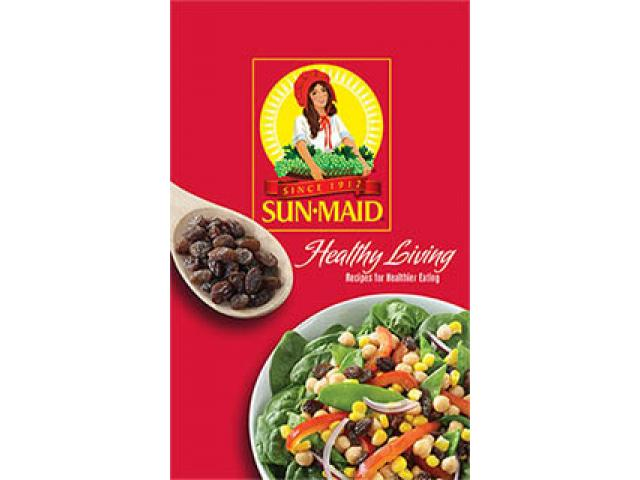 Free Sunmaid Recipe Booklets (US Only)