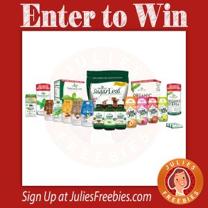 Trick or Treat with SweetLeaf Sweepstakes