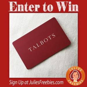 Talbots Summer Reading Sweepstakes